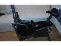 EXERCISE BIKE WITH TIMER