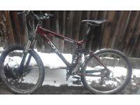 felt compulsion mountain bike