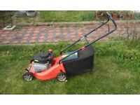 Sovereign lawn mower