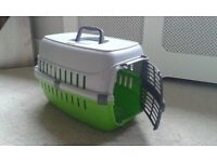 Rabbit/Small Animal Carrier and Accessories