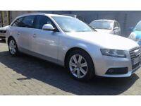 Audi A4 Avant 2.0 TDI SE 5dr£5,295 p/x welcome FREE WARRANTY. NEW MOT