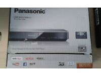Panasonic 4k Blu-Ray player (Model: DMP-BDT270EB) Pristine condition, complete