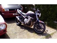 suzuki bandit 1250cc 08 plate