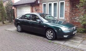 Ford Mondeo. breaking for parts. 55 plate.