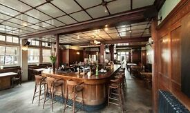 Strong Sous chef position for The Royal Oak Columbia road, busy pub and dining room