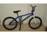 GT racing bmx bike/bicycle