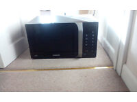 Samsung ME89F Microwave Black 800W