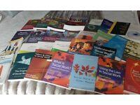 socialwork books