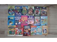Bundle of children books.