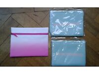 make-up bags (new)