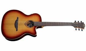 Lag guitare T100ASCE-BRS *neuve Acoustique électrique mince