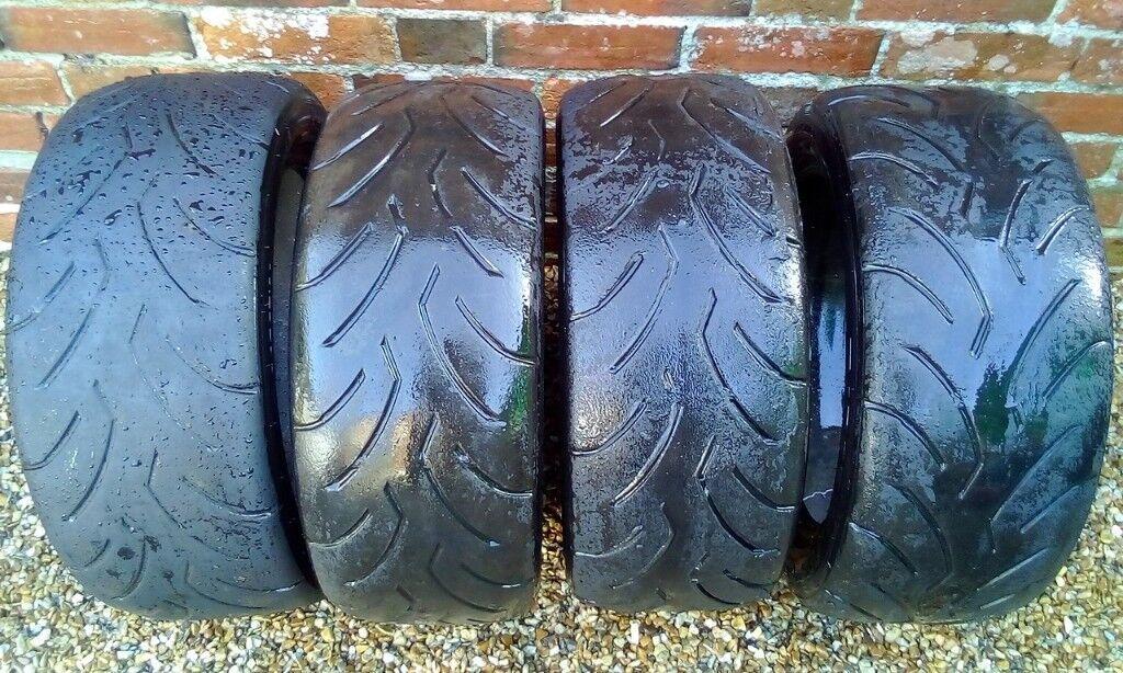 Direzza o3g track day tyres 195/50/R15's .(federal .toyo .Yokohama..