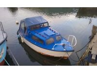 Boat 17ft mayland with 9.9HP outboard