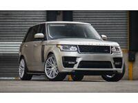Range Rover Vogue L405 2013 – 2017 Upgraded FULL SVO Body Kit+ GRILLES