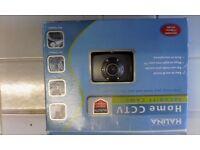 home cctv camera brand new