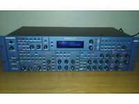 Novation Supernova 2 (rack version). Awesomely programmable rack synth. Amazing range of sounds.