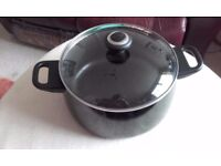Meyer 24cm Non-Stick Stockpot - used