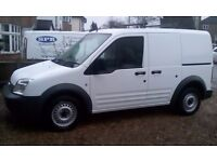 FORD TRANSIT CONNECT T200 1.8 TDCi SWB (75 PSI) 2008/08 135K CLEAN VAN