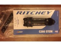 Ritchey WCS C260 Road Bike Stem - Brand New in box