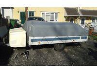 4 berth trailer tent