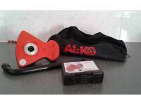 ALKO 33 Wheel lock £95 off bailey