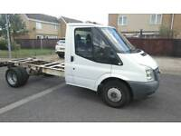 2007/07 transit cabin chassis