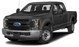 2017 Ford F-350 XLT Clean Carfax - Heated Seats