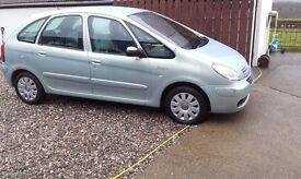 *** 2006 CITREON PICASSO 1.6 HDI 94000 MILES ***