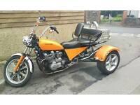 Yamaha XS 1100 Trike