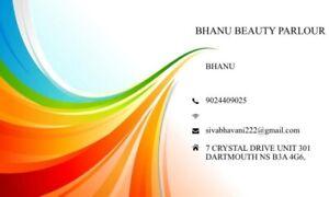 Bhanu beauty parlour