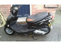 Jet Moped