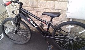 Halfords Hood V4 boys bike