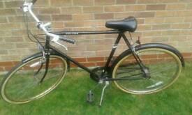 Men's bike restored a great vintage example