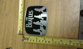 Beatles belt buckle