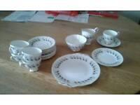 Royal Standard 'Olympus' tea set