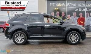 2011 Lincoln MKX LEATHER l NEW BRAKES/ NAV l BLIND SPOT SENSORS  Kitchener / Waterloo Kitchener Area image 5