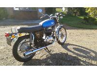 BSA 650 Thunderbolt 1972 £5250 ono.