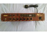 Yamaha DG1000 guitar pre amp