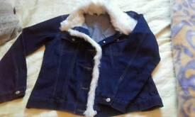 Women's denim jacket 16
