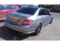 2010 Mercedes C350 cdi Sport Blue Efficiency C63 AMG Styling