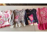 Girls clothes bundles from 9 months to 4 years
