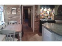 3 double rooms to let in share house in Dunmow