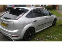 ford focus 1.8 tdci sport/ st kit evrything half leather seats + only 62.000thu 56plate