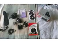 Canon EOS 1000d Camera with EF-S 18-55 IS Lens