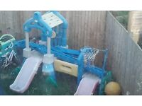 Double Slide for sale