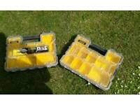 STANLEY FATMAX STORAGE CONTAINERS
