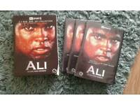 Ali boxing dvds