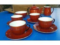 Small vintage tea set