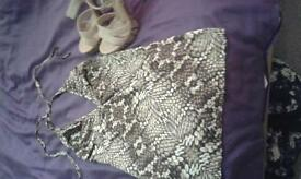 Just Cavalli Top Size Small