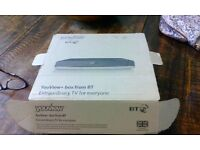 Brand New BT Youview + Box